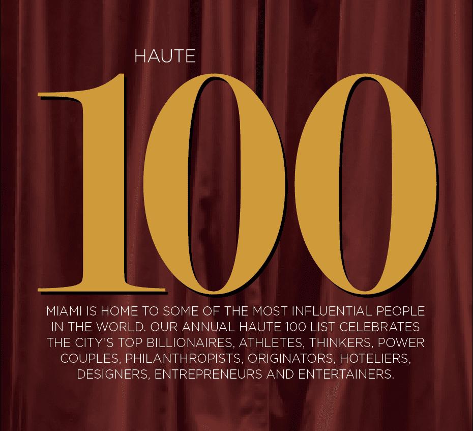 Haute 100 Opener for Rick De La Croix