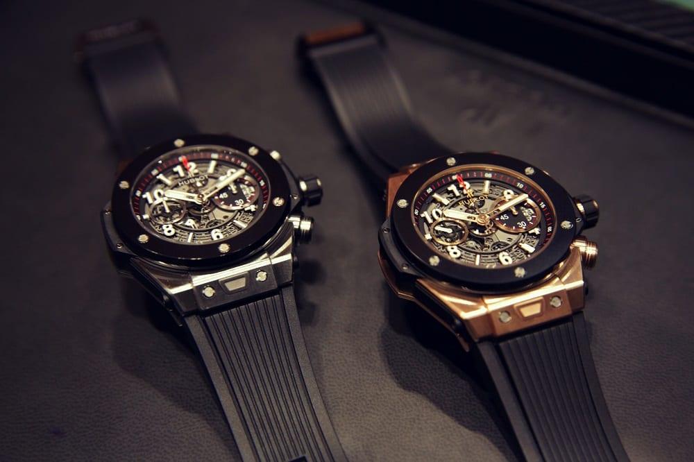 Picture of Unico timepiece watch with Pieric De La Croix
