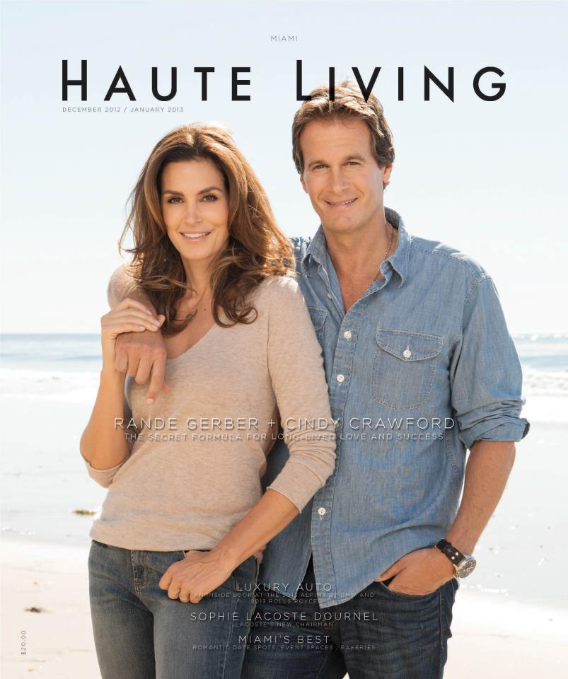 New cover of Haute Living featuring an interview with Pieric Rick De La Croix.