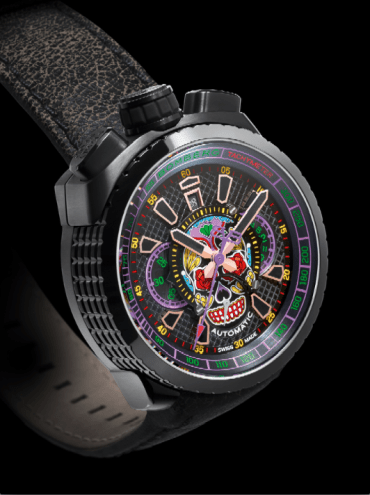 President of Hublot Latin America accused of beating the odds